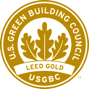 U.S. Green Building Council LEED Gold - K2d
