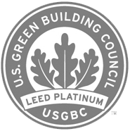 U.S. Green Building Council LEED Platinum - K2d