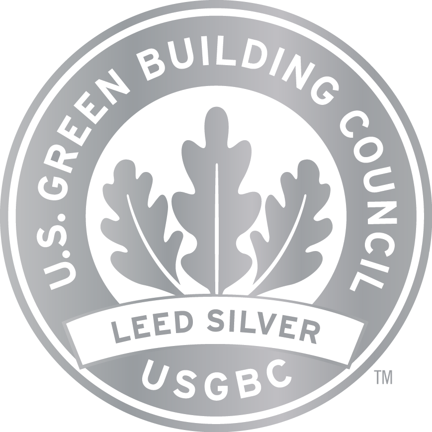 U.S. Green Building Council LEED Silver - K2d