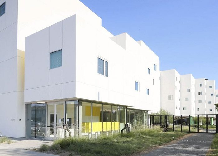CREST APARTMENTS -  Housing, Leed